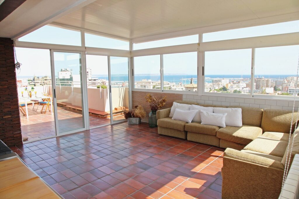 Amazing penthouse. Son Armadams. Sea views. Palma de Mallorca